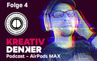 AirPods Max im Test – Ein Kopfhörer für Audiophile