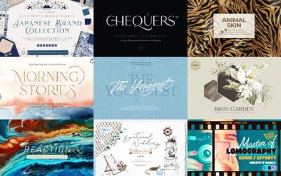 Vibrant Creative Designer's Collection